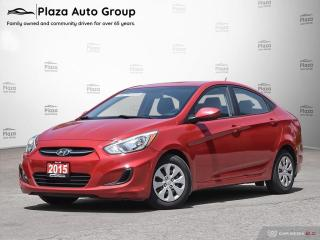 Used 2015 Hyundai Accent GL for sale in Richmond Hill, ON