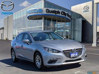 Used 2014 Mazda MAZDA3 GS-SKY at for sale in Guelph, ON