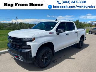 Used 2020 Chevrolet Silverado 1500 LT Trail Boss for sale in Red Deer, AB