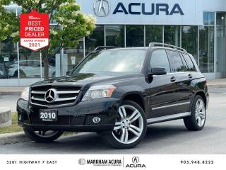 Used 2010 Mercedes-Benz GLK350 4Matic for sale in Markham, ON