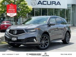 Used 2020 Acura MDX A-Spec for sale in Markham, ON