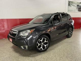 Used 2014 Subaru Forester 2.0XT TURBO LIMITED PANO-ROOF BLUETOOTH for sale in North York, ON