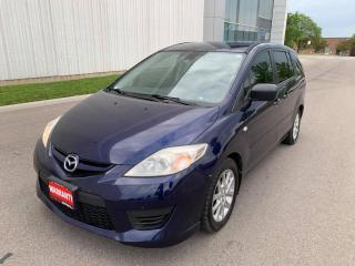 Used 2009 Mazda MAZDA5 4dr Wgn for sale in Mississauga, ON