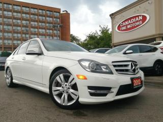 Used 2012 Mercedes-Benz C 300 PREM PKG | SUPER CONDITION | TRADE IN SPECIAL | for sale in Scarborough, ON