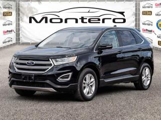 Used 2017 Ford Edge SEL AWD for sale in North York, ON