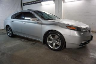 Used 2012 Acura TL AWD TECH Pkg CERTIFIED 2YR WARRANTY *FREE ACCIDENT* NAVI CAMERA SUNROOF SHIFTERS BLUETOOTH for sale in Milton, ON