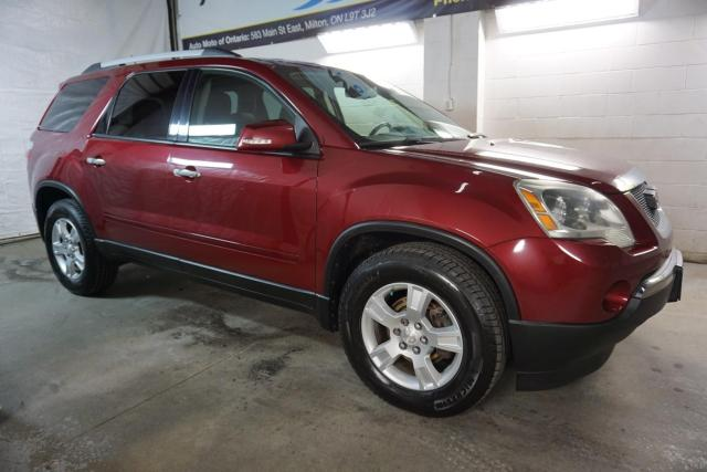 2011 GMC Acadia SLE-2 7 PSSNGRS CAMERA CERTIFIED 2YR WARRANTY *FREE ACCIDENT*1 OWNER* BLUETOOTH ALLOYS ENGINE R START CRUISE REAR TEMP CONTROL