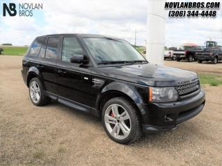 Used 2013 Land Rover Range Rover Sport SC  - Navigation for sale in Paradise Hill, SK