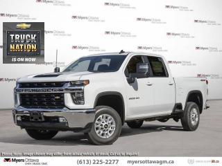 New 2021 Chevrolet Silverado 2500 HD LT for sale in Ottawa, ON