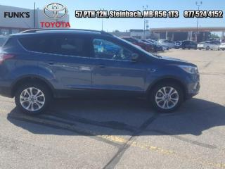 Used 2018 Ford Escape SE  - Bluetooth -  Heated Seats for sale in Steinbach, MB