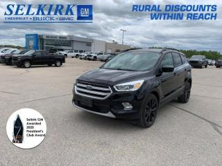 Used 2017 Ford Escape SE  *WOW, GREAT PRICE* for sale in Selkirk, MB