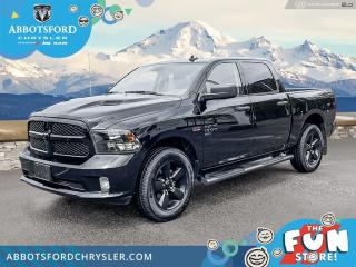 Used 2020 RAM 1500 Classic Express  - Aluminum Wheels - $373 B/W for sale in Abbotsford, BC