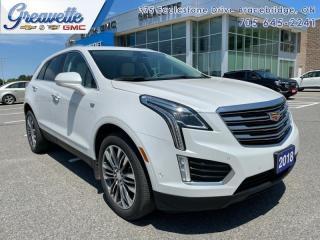 Used 2018 Cadillac XT5 Premium Luxury AWD for sale in Bracebridge, ON