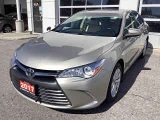 Used 2017 Toyota Camry 4DR SDN I4 AUTO XLE for sale in North Bay, ON