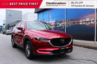 Used 2018 Mazda CX-5 GS - 1 owner, rates from 0.99%! for sale in Vancouver, BC