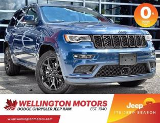 New 2021 Jeep Grand Cherokee Limited X for sale in Guelph, ON