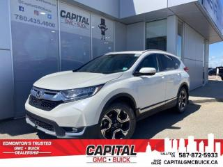 Used 2018 Honda CR-V Touring AWD * PANORAMIC SUNROOF * TECH * REMOTE STARTER for sale in Edmonton, AB