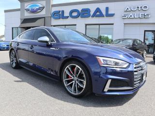 Used 2018 Audi S5 Prestige / Technik for sale in Ottawa, ON