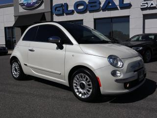 Used 2013 Fiat 500 Lounge for sale in Ottawa, ON