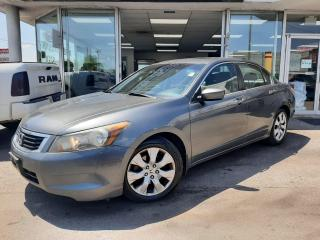 Used 2008 Honda Accord Sdn EX-L~~Certified~ 3 YEAR WARRANTY~ ~ SUNROOF~ LEATH for sale in Oakville, ON