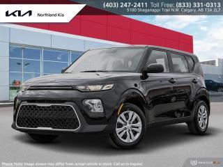 New 2021 Kia Soul LX for sale in Calgary, AB