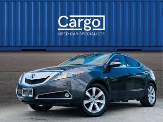 Used 2010 Acura ZDX Technology for sale in Stratford, ON