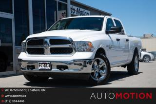 Used 2019 RAM 1500 Classic ST for sale in Chatham, ON