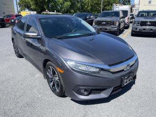 Used 2016 Honda Civic Touring for sale in Cornwall, ON