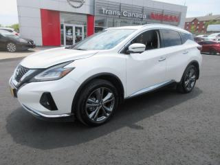 Used 2019 Nissan Murano for sale in Peterborough, ON
