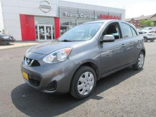 Used 2017 Nissan Micra for sale in Peterborough, ON