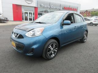 Used 2015 Nissan Micra for sale in Peterborough, ON