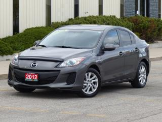 Used 2012 Mazda MAZDA3 GS-SKYACTIV,HEATED SEATS,LOADED,CERTIFIED,AUTOMATI for sale in Mississauga, ON