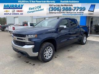 New 2021 Chevrolet Silverado 1500 LT for sale in Maple Creek, SK