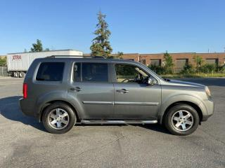 Used 2009 Honda Pilot Touring, 8 Pass., Navi., Leather, Sunroof, 4WD for sale in Toronto, ON