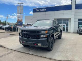 Used 2019 Chevrolet Silverado 1500 CUSTOMTRAILBOSS/HEATEDSEATS/BACKUPCAM/BLUETOOTH for sale in Edmonton, AB