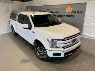 Used 2020 Ford F-150 Lariat for sale in Peace River, AB