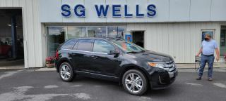 Used 2013 Ford Edge Limited for sale in Ingleside, ON