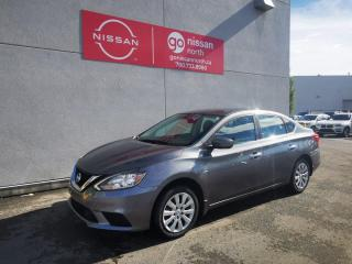 Used 2018 Nissan Sentra SV / AWD / Certified Pre-Owned / Touch Screen / Smart Key for sale in Edmonton, AB