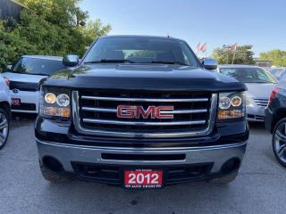 Used 2012 GMC Sierra 1500 4X4, 4 Door, Crew Cab, Automatic, Warranty Availab for sale in Toronto, ON
