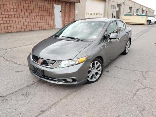 Used 2012 Honda Civic Sdn 4dr Man Si for sale in Burlington, ON