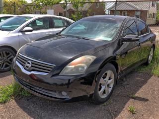 Used 2009 Nissan Altima SE | AS TRADED for sale in St Catharines, ON
