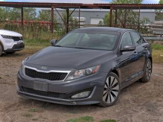 Used 2012 Kia Optima SX NAVI | AS TRADED | FULLY LOADED for sale in St Catharines, ON