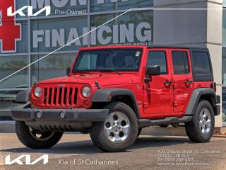 Used 2012 Jeep Wrangler SPORT for sale in St Catharines, ON