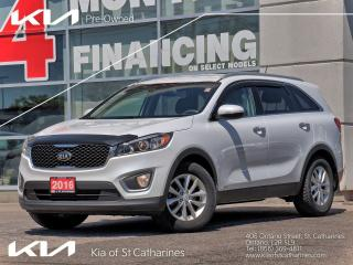 Used 2016 Kia Sorento LX AWD | Heated Seat | Cruise | Bluetooth for sale in St Catharines, ON