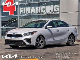 Used 2019 Kia Forte EX | Blindspot Alert| Lane Assist |Wireless Charge for sale in St Catharines, ON