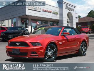 Used 2013 Ford Mustang GT | YES KMS ARE THAT LOW! for sale in Niagara Falls, ON