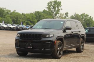 New 2021 Jeep Grand Cherokee L Laredo for sale in Mississauga, ON