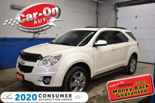 Used 2013 Chevrolet Equinox LT AWD | SUNROOF | NAVIGATION | HEATED SEATS for sale in Ottawa, ON