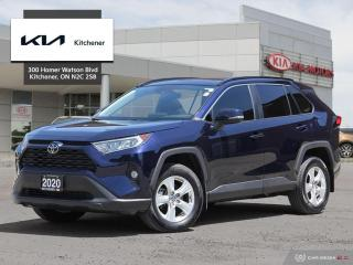 Used 2020 Toyota RAV4 AWD XLE for sale in Kitchener, ON