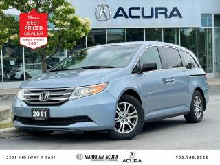 Used 2011 Honda Odyssey EX for sale in Markham, ON
